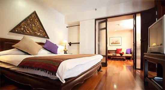 guest friendly hotels bangkok the siam heritage boutique suite