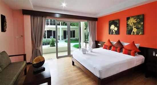 guest friendly hotels koh samui chaweng ark bar beach resort