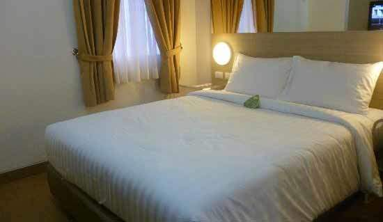guest friendly hotels manila red planet makati