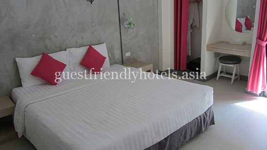 guest friendly hotels patong acca patong