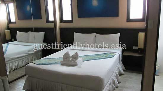guest friendly hotels @white patong hotel