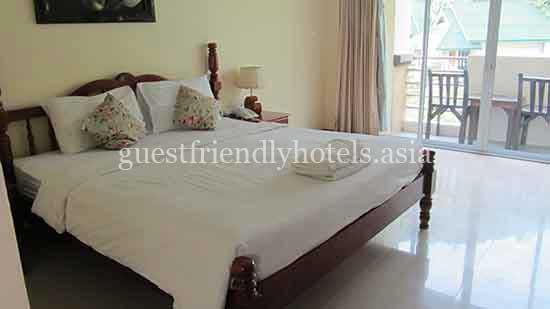 guest friendly hotels krabi ao nang pranang flora house hotel