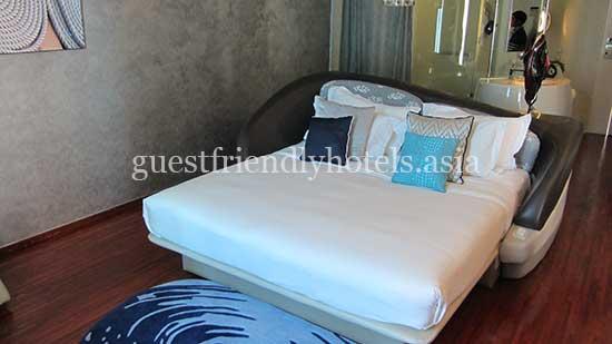 guest friendly hotels pattaya hotel baraquda