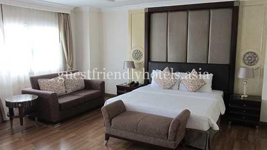 guest friendly hotels pattaya lk renaissance