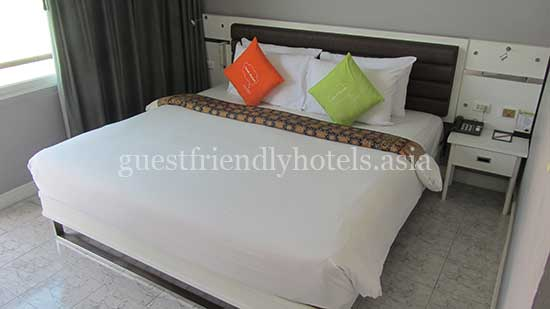 guest friendly hotels patong c&n hotel