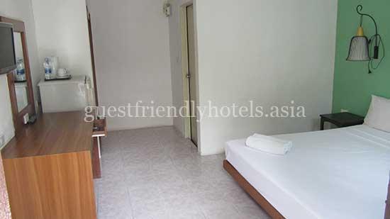 guest friendly hotels patong hacienda resort