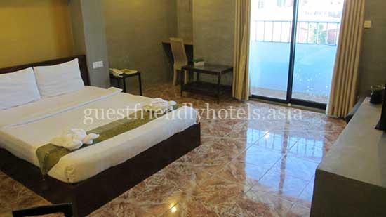 guest friendly hotels phnom penh hometown suite hotel