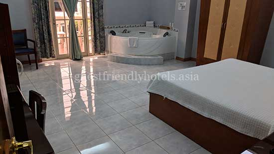 guest friendly hotels angeles city pacific breeze